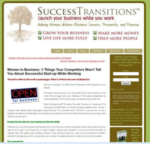 success transitions